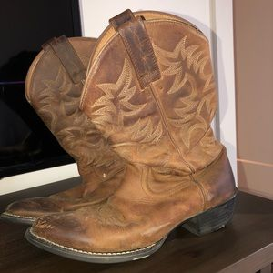Ariat Boots / rubber sole